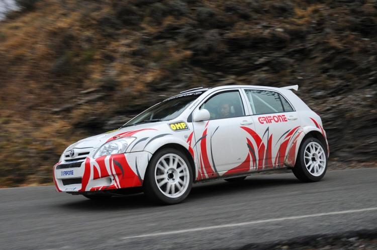 Toyota Corolla Wrc S2000 Rajdy Galeria Zdjęcia